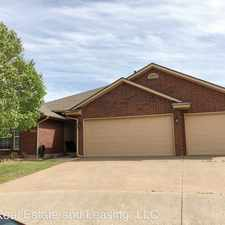 Rental info for 16200 CLEAR CREEK DRIVE in the Oklahoma City area