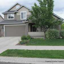 Rental info for 11106 W. Springgold Drive