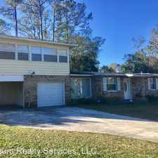 Rental info for 1454 Ribault Scenic Dr in the Jacksonville area
