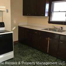 Rental info for 3516 N 36th St in the Milwaukee area