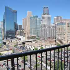 Rental info for 929 Portland Ave.S. #1810 in the Minneapolis area