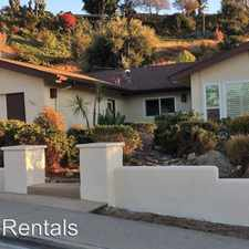 Rental info for 5441 Fontaine Street in the San Diego area
