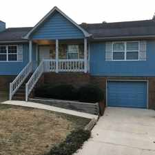 Rental info for 601 Carson Crest Circle in the Birmingham area