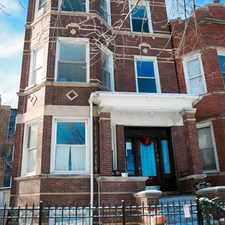 Rental info for 1438 North Kedzie Avenue #G in the Humboldt Park area