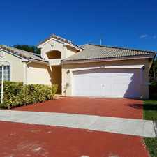 Rental info for SFL Home Rentals in the Kendall West area