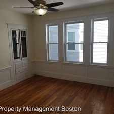 Rental info for 64 Whitten St. - Unit 1 in the 02124 area