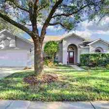 Rental info for 9419 Hunters Pond Dr Tampa, Come see this home in Hunter's in the Tampa area