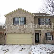 Rental info for 12347 Croquet Way Indianapolis IN 46235 in the Lawrence area
