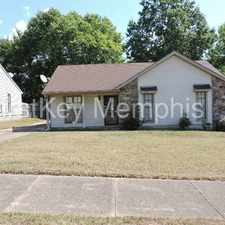 Rental info for 3520 Grey Bark Dr in the Memphis area