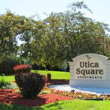 Rental info for Utica Square Apartments in the Roseville area