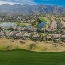 Rental info for 4BR/3BA Home on 7th Fairway La Quinta Resort Dunes Course--Offered For $540,000
