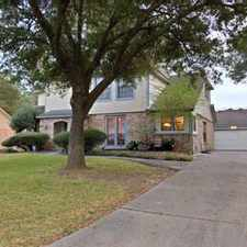 Rental info for 4/3/2 house for rent near Lone Star College and airport in the Houston area