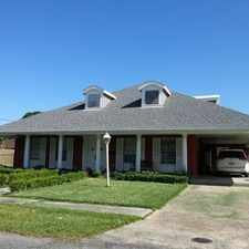 Rental info for Live Within Walking Distance From Lake Pontchar... in the New Orleans area