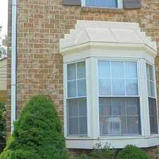 Rental info for LARGE TOWNHOUSE IN THE HEART OF IT ALL. Pet OK!