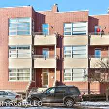 Rental info for 1502 W Augusta Unit 3W in the Noble Square area