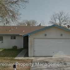 Rental info for 1265 Edgewood Dr in the Hanford area