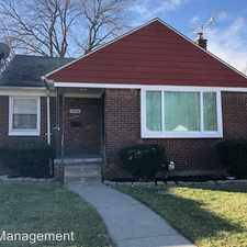 Rental info for 19331 Whitcomb St in the Greenfield area
