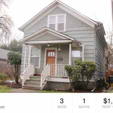 Rental info for 2522 N. Argyle Street in the Portland area
