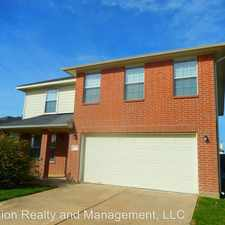 Rental info for 19630 Buckland Park Dr. in the Houston area