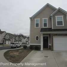 Rental info for 2458 Silverthorn Drive in the Charlotte area