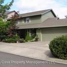 Rental info for 1645 NE Hoffman in the McMinnville area