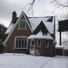 Rental info for 18628 Murray Hill in the Greenfield area