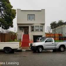 Rental info for 2403 Valley St in the 94702 area