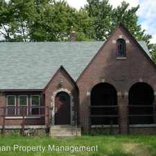 Rental info for 4640-42 E PLEASANT RUN PKWY N DR in the Garfield Park area