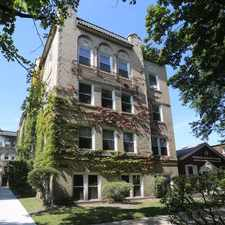 Rental info for 4030 North Paulina Street #3B in the Chicago area