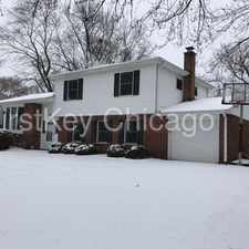 Rental info for 1329 E Michele Dr Palatine IL 60074 in the Arlington Heights area