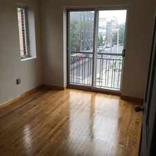 Rental info for 161 Jefferson Street #3R in the New York area