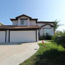 Rental info for Beautiful Pool Home For Rent in Murrieta!