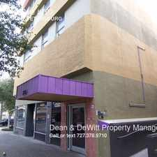 Rental info for 300 Central Ave #702 in the Downtown area