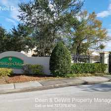 Rental info for 5220 Neil Dr in the St. Petersburg area