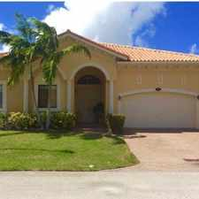 Rental info for 7745 SW 187th Ter in the South Miami Heights area