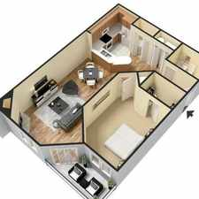 Rental info for 1 Spacious BR In Minneapolis in the Bloomington area