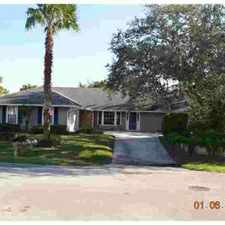 Rental info for 1024 Orchid Oak Drive Vero Beach Three BR, Cozy Pool home tucked