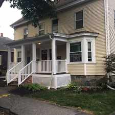 Rental info for 15 Maple Avenue 1 in the Lawrence area