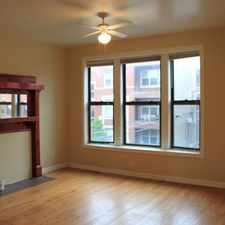 Rental info for 4408 N HAZEL 4410-3 in the Chicago area