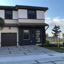Rental info for 15686 NW 91st Ct in the Hialeah Gardens area
