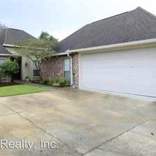 Rental info for 10819 Hillrose Ave. in the Baton Rouge area