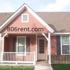 Rental info for 2140 10th St.