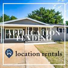 Rental info for 5414 25th St