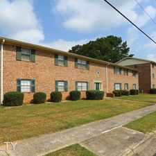Rental info for The Village at Charlestowne South 2119 Lumpkin Rd in the Augusta-Richmond County area