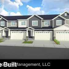 Rental info for 4908 W Pillar Dr in the Riverton area