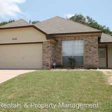 Rental info for 2408 Timberline Drive