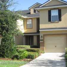 Rental info for 3690 CRESWICK CIRCLE #E in the Jacksonville area