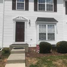 Rental info for 8726 Springwater Drive in the Laurel area