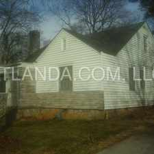 Rental info for Historic East Atlanta Village 4BR / 2BA Home with Hardwood floors and Outdoor Fireplace in the East Atlanta area