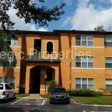 Rental info for JUST $1.000 for this 2*2! Amazing unit ready to move in! in the Orlando area
